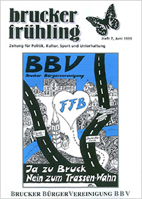 Brucker Frühling Ausgabe 1999