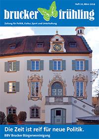 Brucker Frühling, Heft 10, März 2014