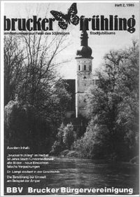 Brucker Frühling Ausgabe 1985