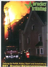 Brucker Frühling Ausgabe 1989