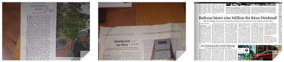Presseschau zur Entscheidung Lichtspielhaus-Ankauf