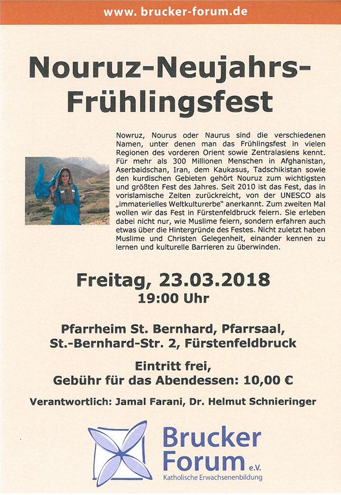 Nouruz Fest 2018 in FFB